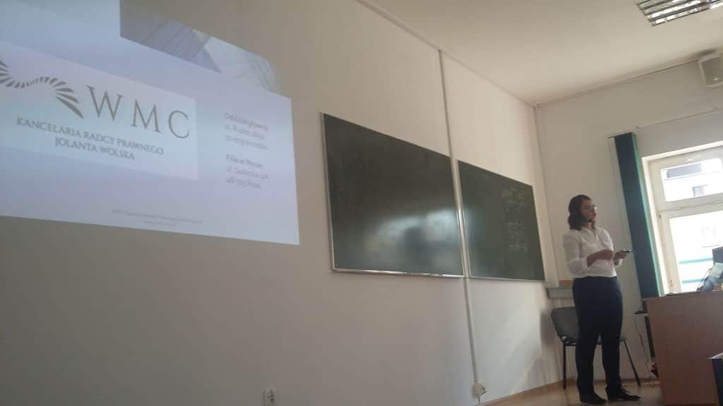 """""""Prawo konsumenckie – zawieranie umów przez Internet"""" – Wykład na UTW w Nysie"""